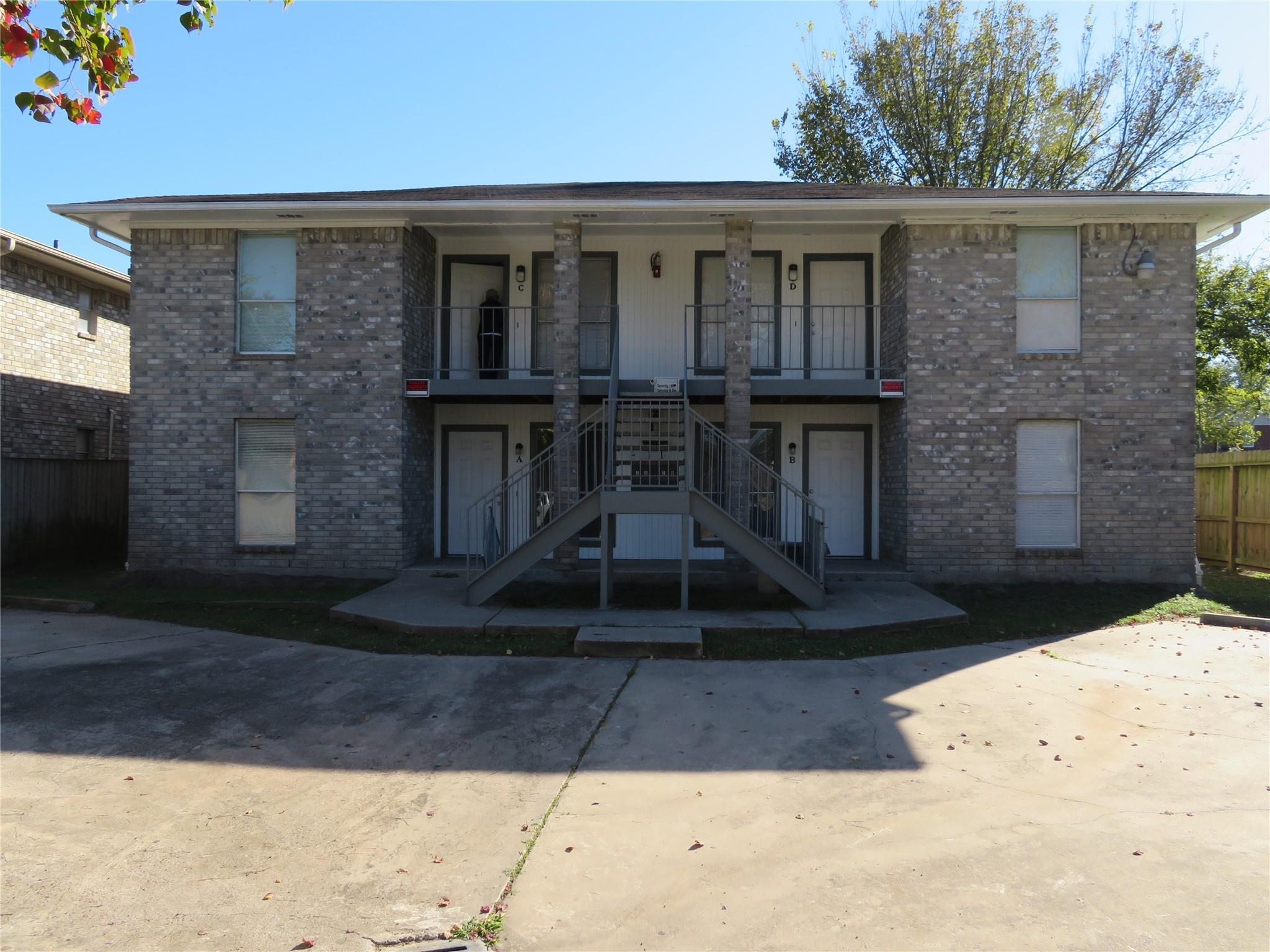 9018 Grannis Street #4 Property Photo - Houston, TX real estate listing