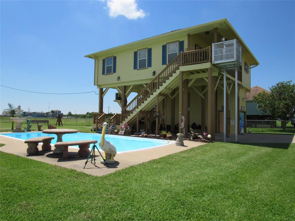 306 White Heron Drive Property Photo - Smith Point, TX real estate listing