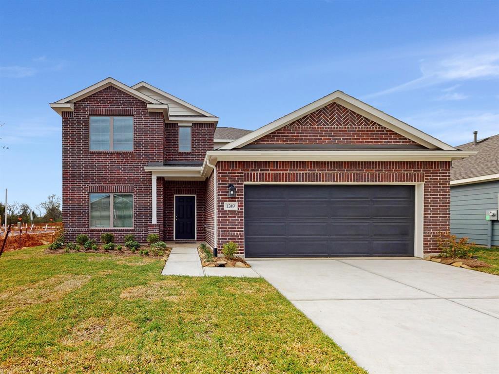 1249 Steed Bluff Drive, Alvin, TX 77511 - Alvin, TX real estate listing