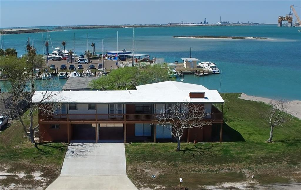 473 Woodhaven Drive Property Photo - Ingleside on the Bay, TX real estate listing