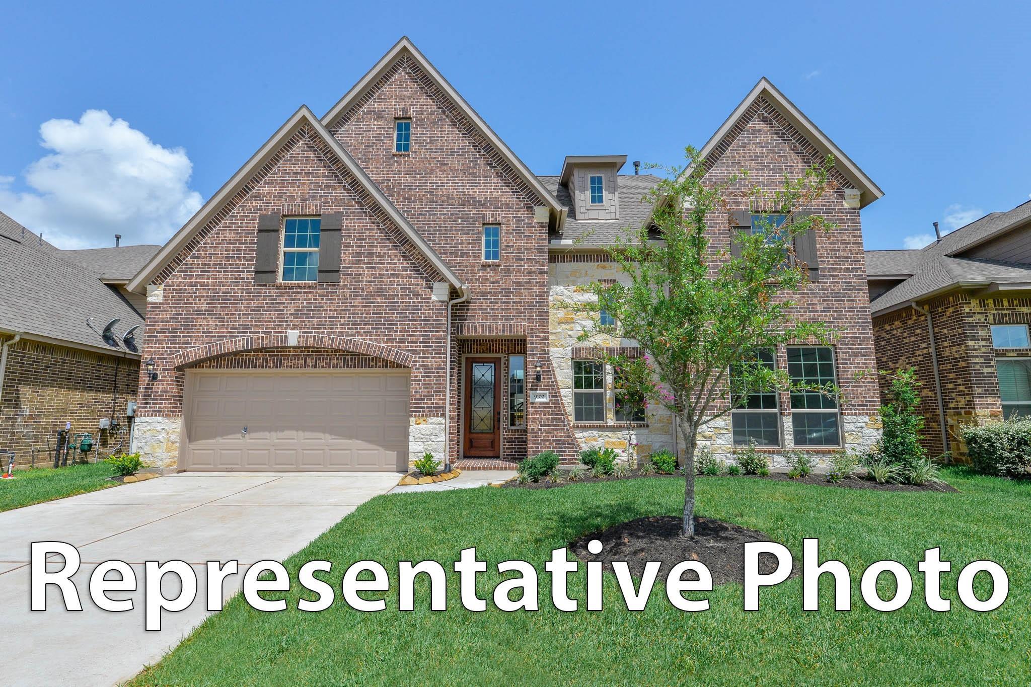 5907 Glass Peak Lane Property Photo 1