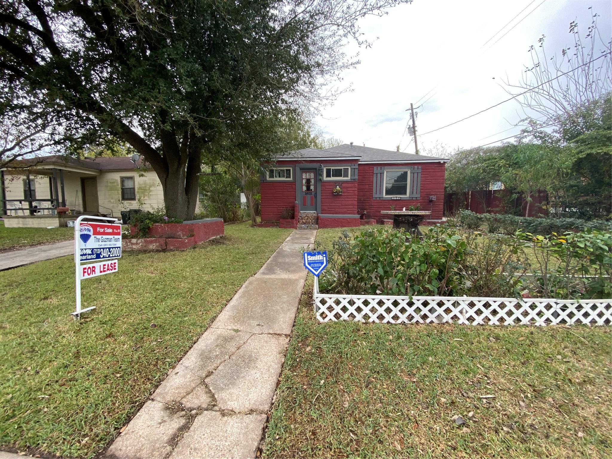 1405 Westway Street Property Photo - Galena Park, TX real estate listing