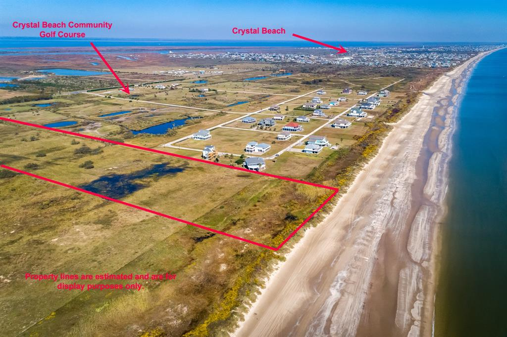 00 Highway 87 Property Photo - Crystal Beach, TX real estate listing