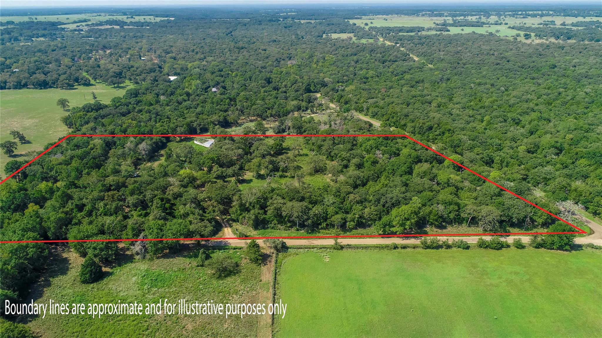 7511 County Road 309 Property Photo - Caldwell, TX real estate listing