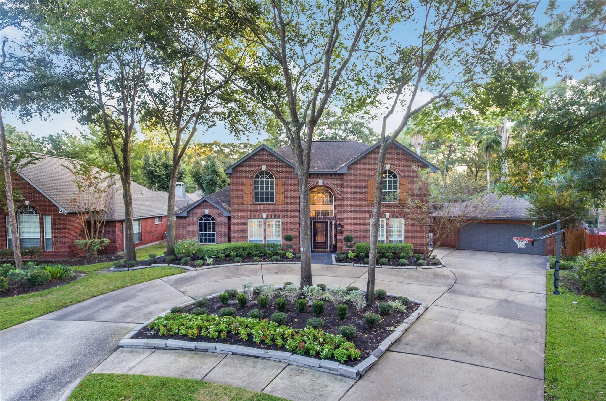 8935 Andante Drive Property Photo - Houston, TX real estate listing