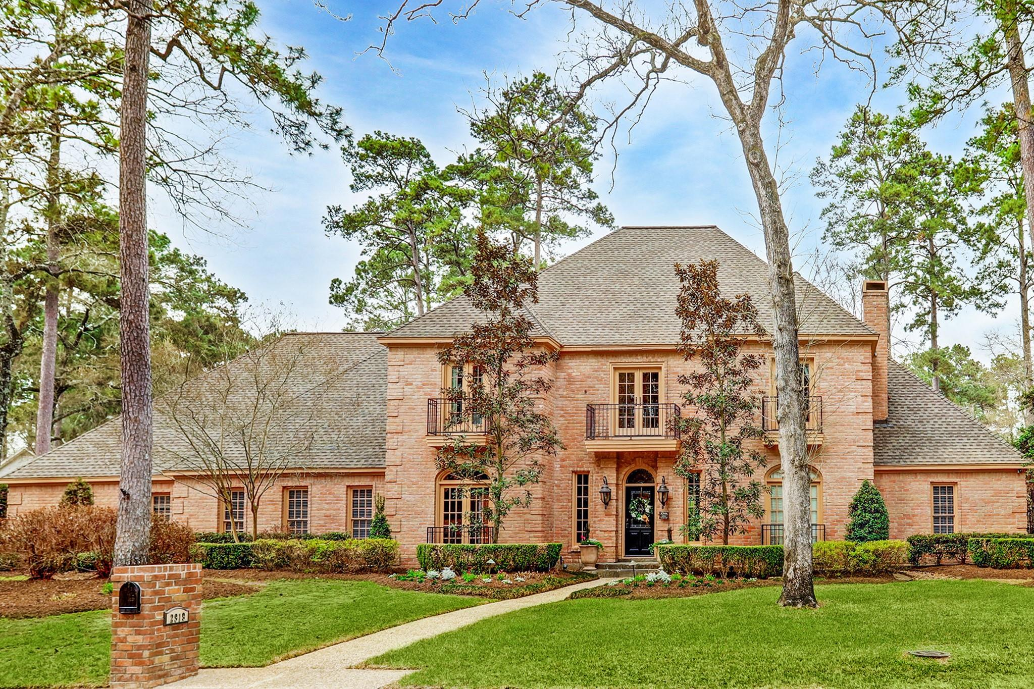 2919 Forest Laurel Drive Property Photo - Kingwood, TX real estate listing