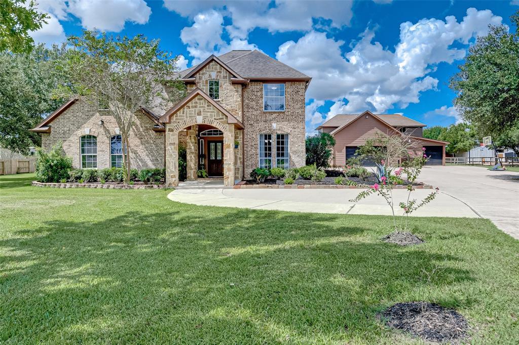 10411 W Hidden Lake Lane Property Photo - Richmond, TX real estate listing