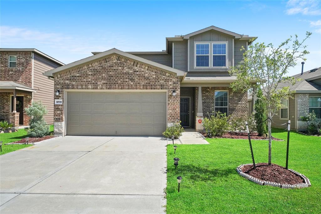 6731 Cortenridge Lane Property Photo - Houston, TX real estate listing