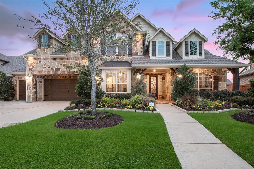 11318 Rossie Moor Lane Property Photo - Richmond, TX real estate listing