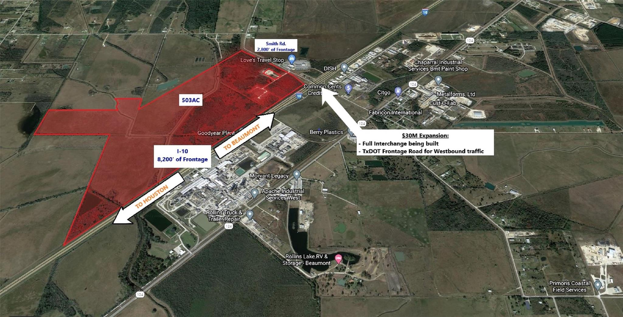 Beaumont Real Estate Listings Main Image