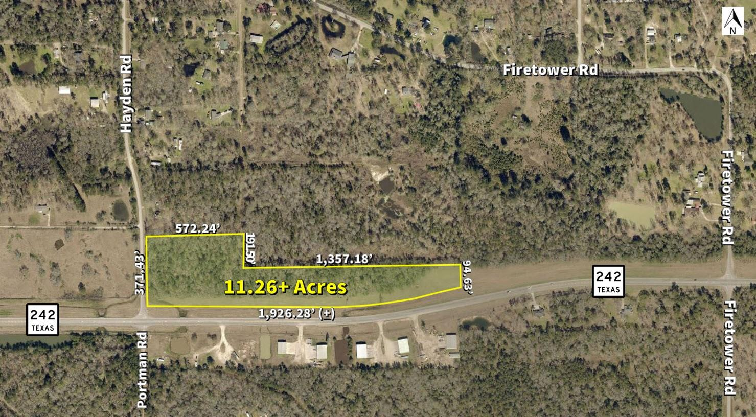 000 Highway 242 Property Photo - Conroe, TX real estate listing