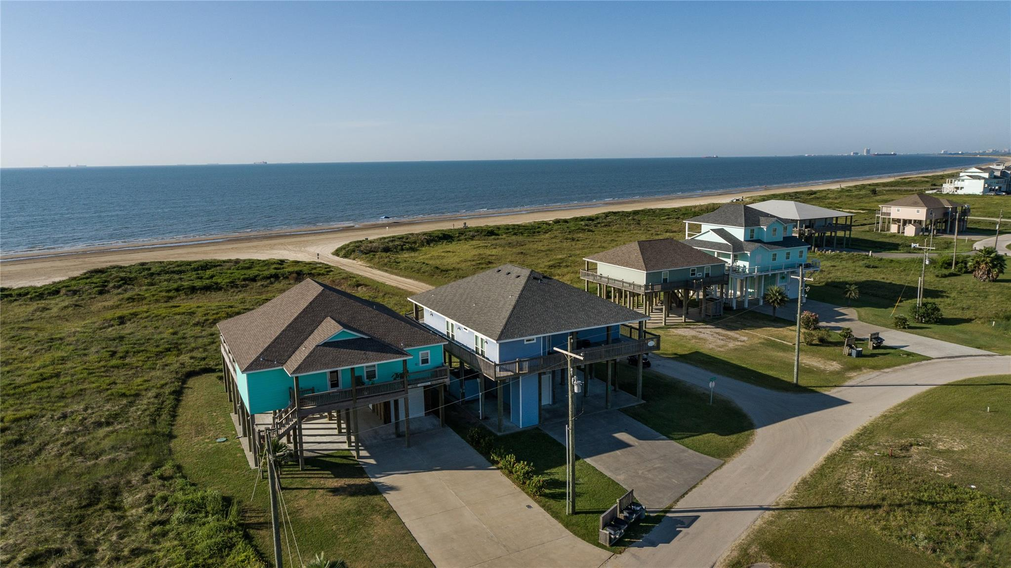 710 Johnson Crawford Circle W Property Photo - Port Bolivar, TX real estate listing
