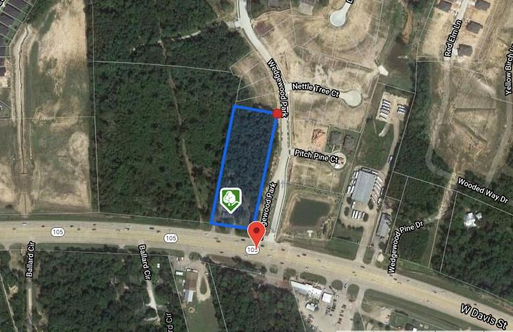 6020 HWY 105 Property Photo - Conroe, TX real estate listing