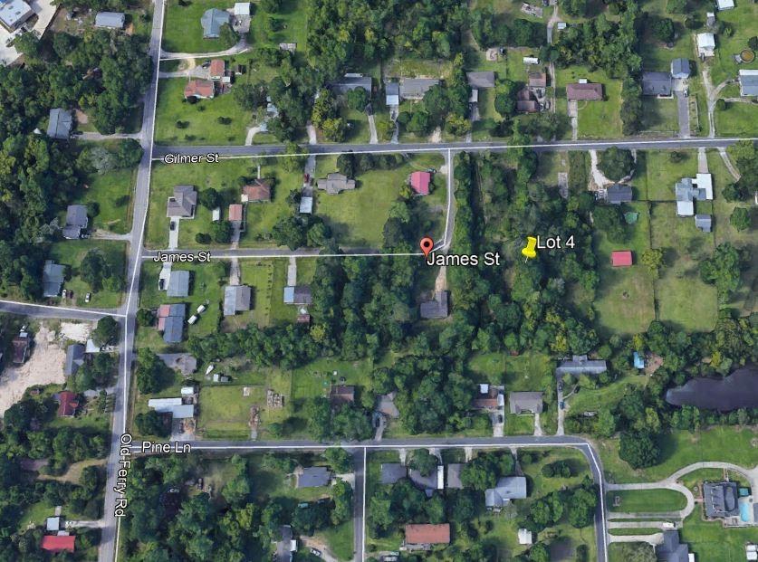 Lot 4 James Street Property Photo - Bridge City, TX real estate listing