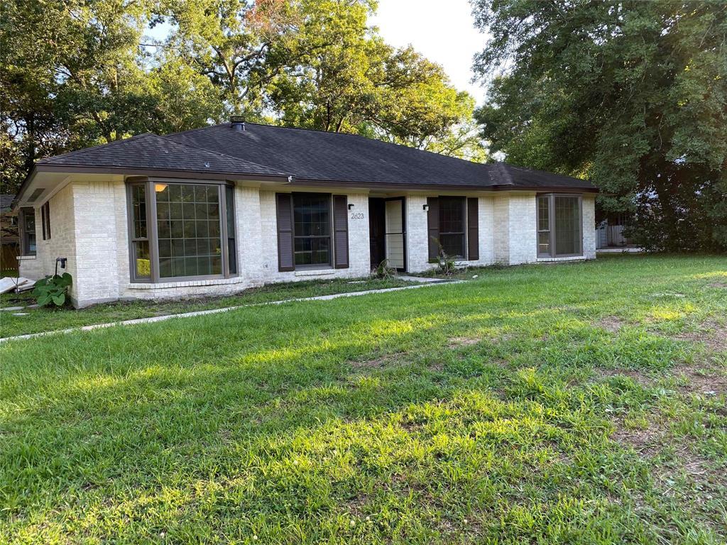 2623 N Woodloch Street Property Photo - Woodloch, TX real estate listing