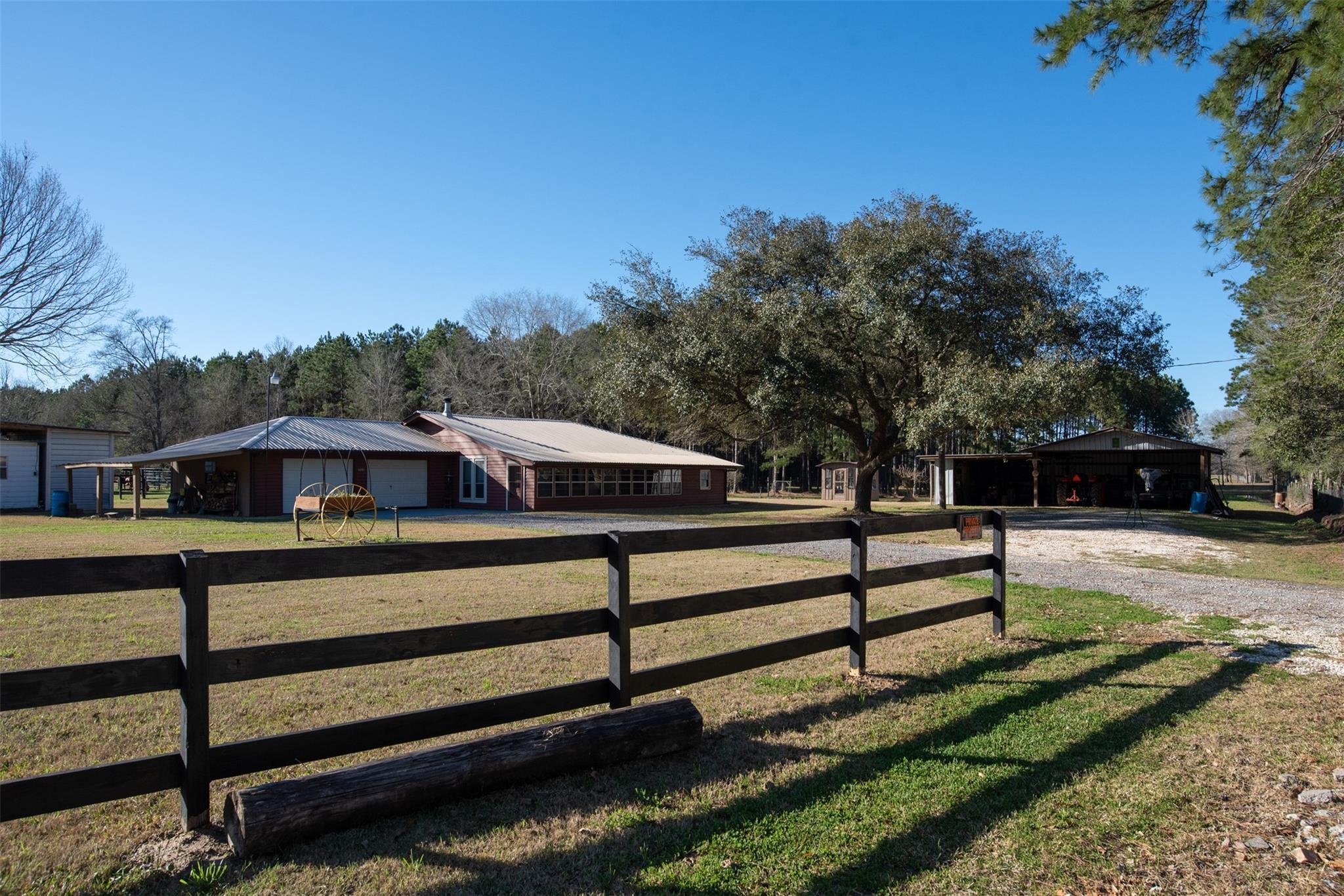 4291 Cowboy Lane Property Photo - Kountze, TX real estate listing