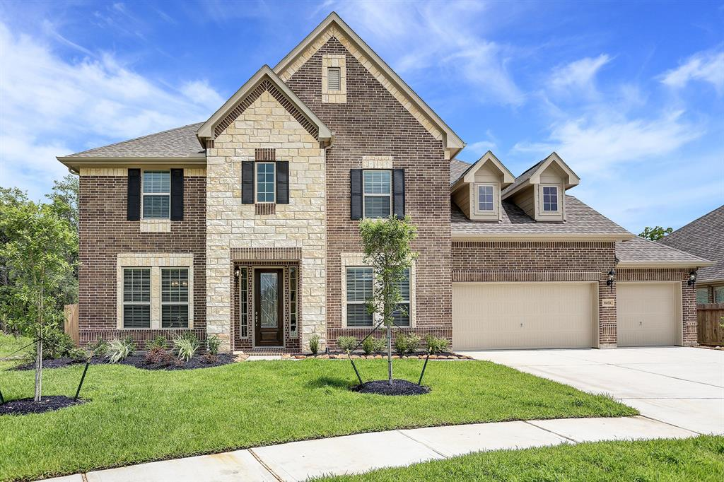 8033 Serenity Drive Property Photo - Pearland, TX real estate listing