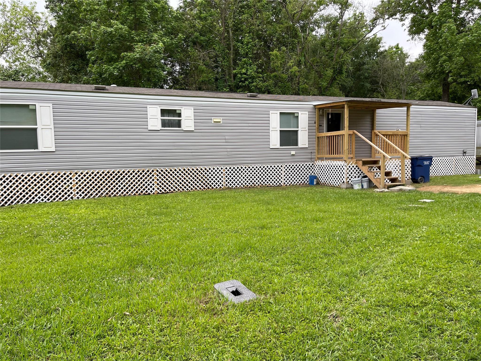 105 Otis Lane Property Photo - Ames, TX real estate listing