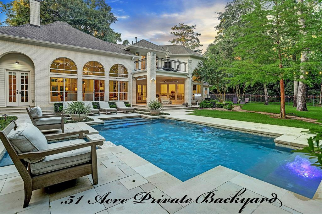 31 Shoreline Point Drive Property Photo - The Woodlands, TX real estate listing