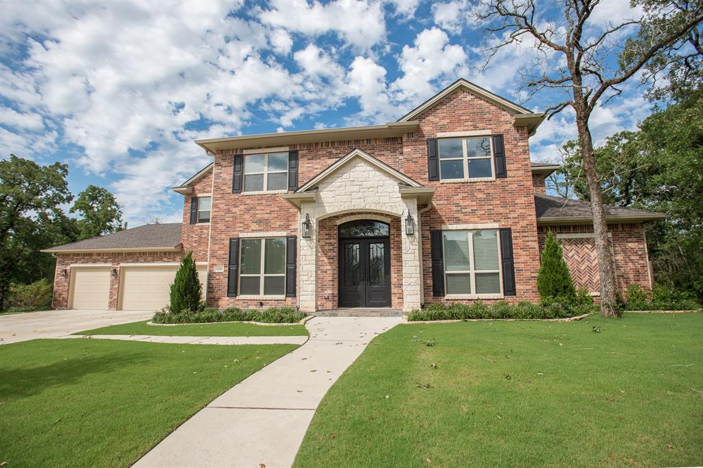 5204 Flint Hills Drive Property Photo - College Station, TX real estate listing