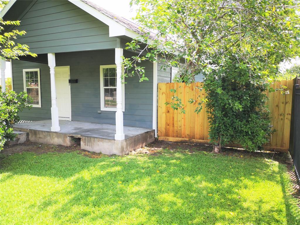 1109 Kellogg Street Property Photo - Houston, TX real estate listing