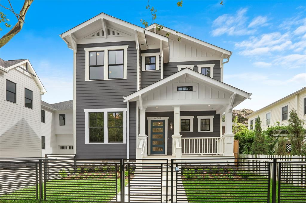409 Redan St Street Property Photo - Houston, TX real estate listing