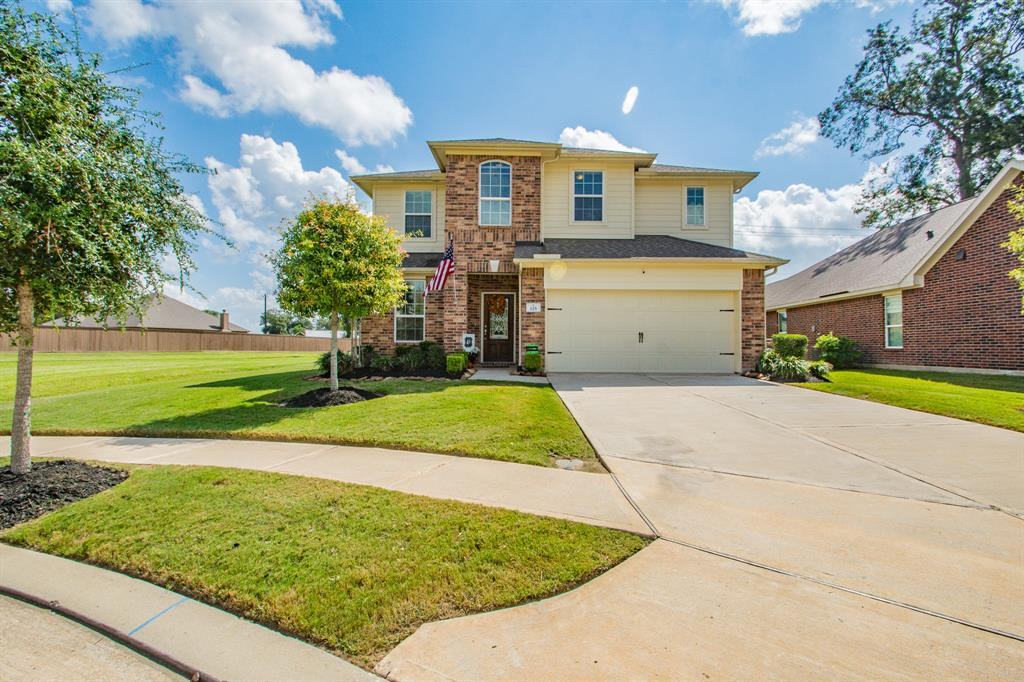 125 Meadow Ridge Way, Clute, TX 77531 - Clute, TX real estate listing