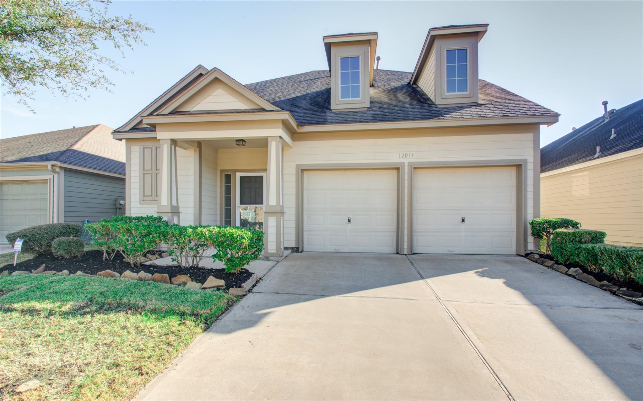 12014 Grace Hall Drive Property Photo - Houston, TX real estate listing