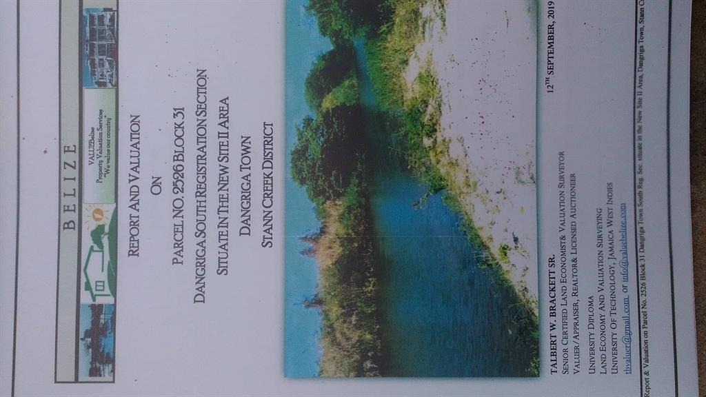2526 Dangriga South Belize Property Photo - Other, real estate listing