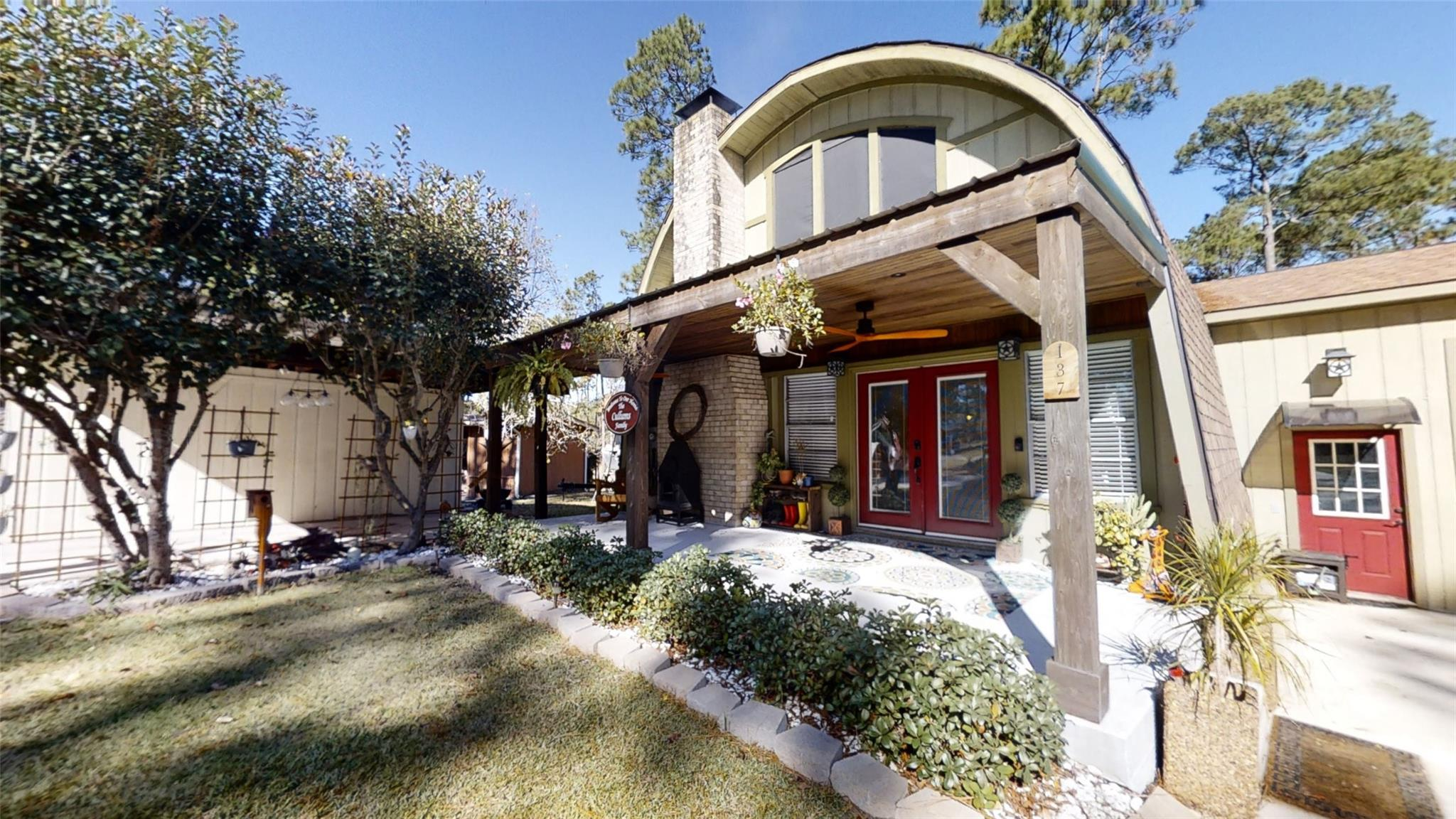 137 Red Oak Drive Property Photo - Brookeland, TX real estate listing
