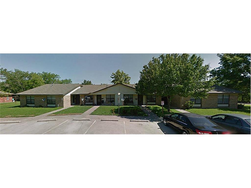 1100 Janet Circle Property Photo - Kaufman, TX real estate listing