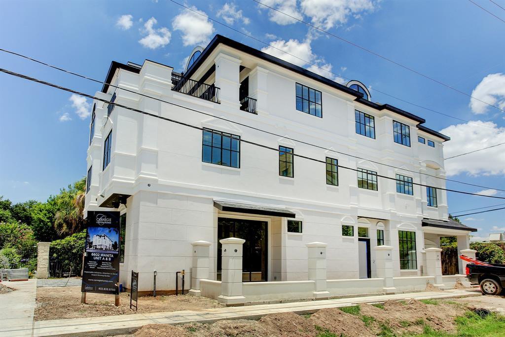 6602 Wanita Place #A, Houston, TX 77007 - Houston, TX real estate listing