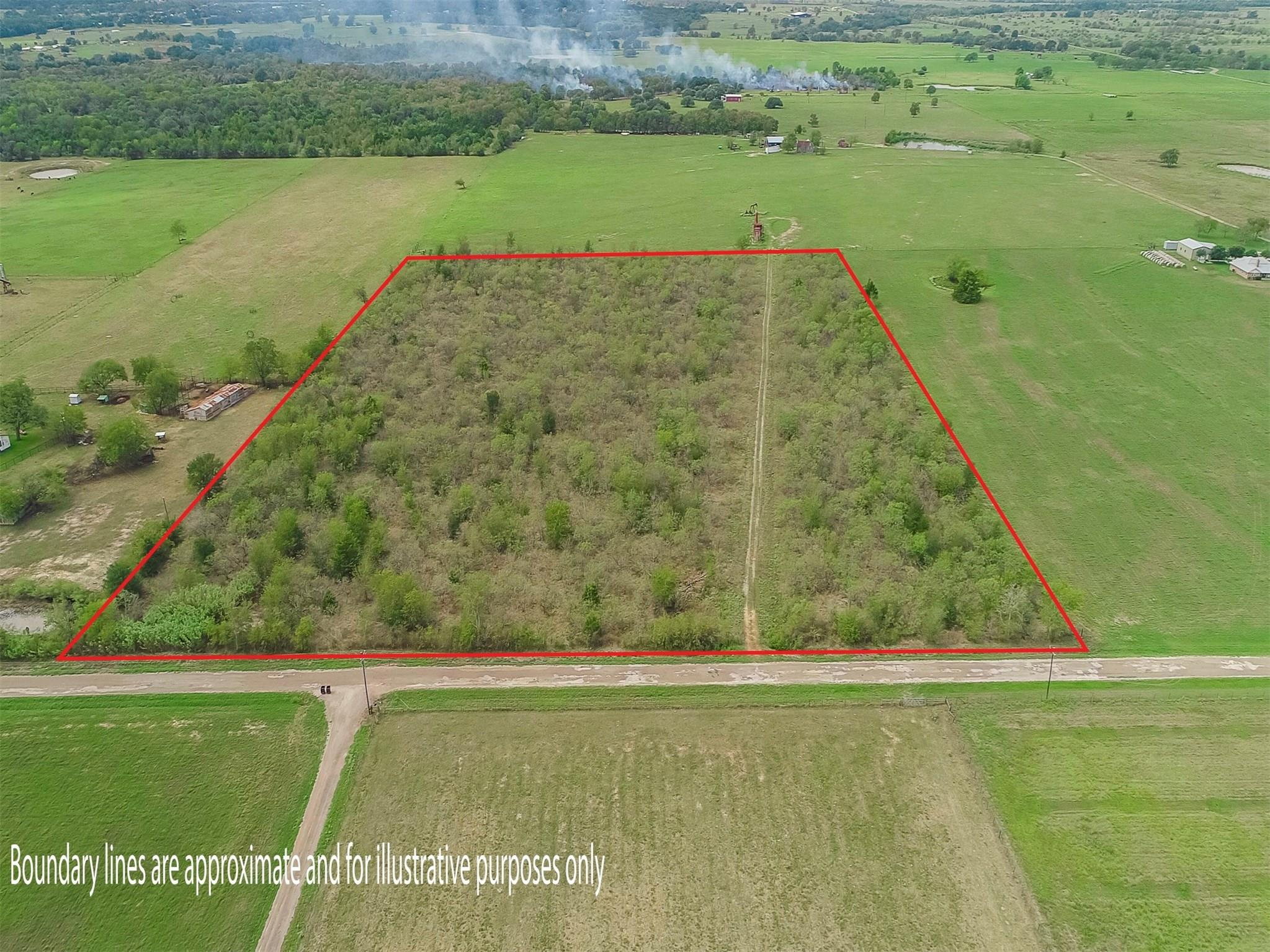 TBD (15.465 Acres) County Road 426 Property Photo - Dime Box, TX real estate listing
