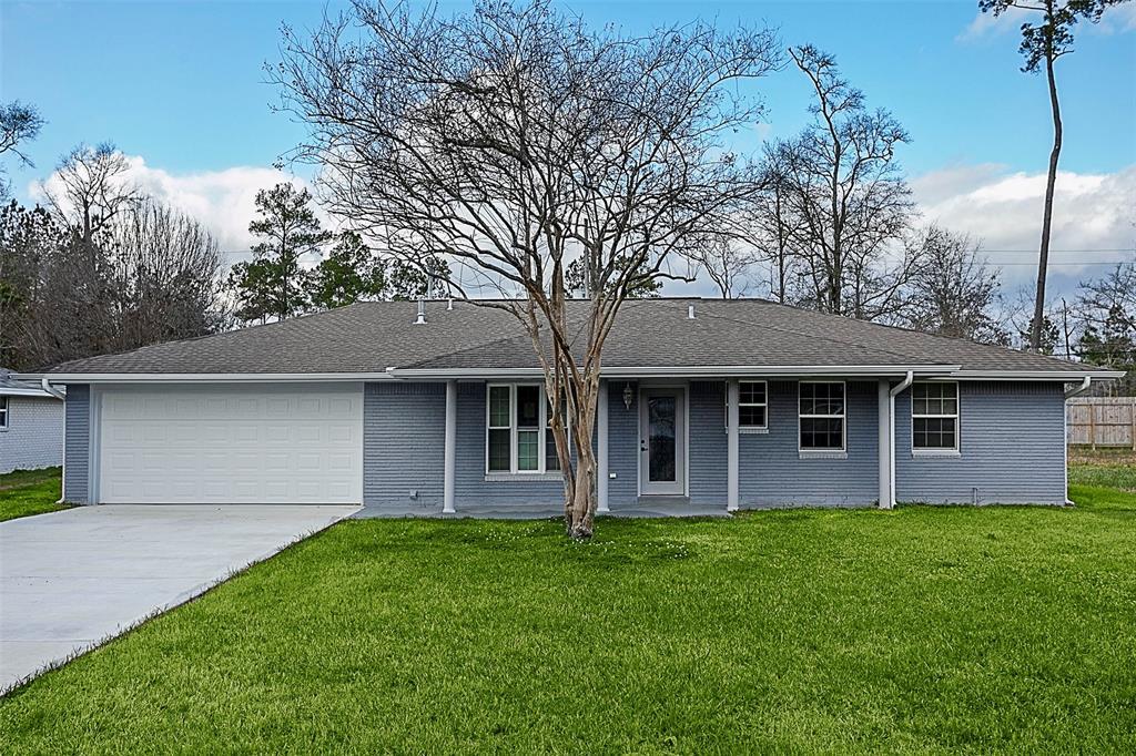 150 Wood Manor Lane Property Photo - Sour Lake, TX real estate listing