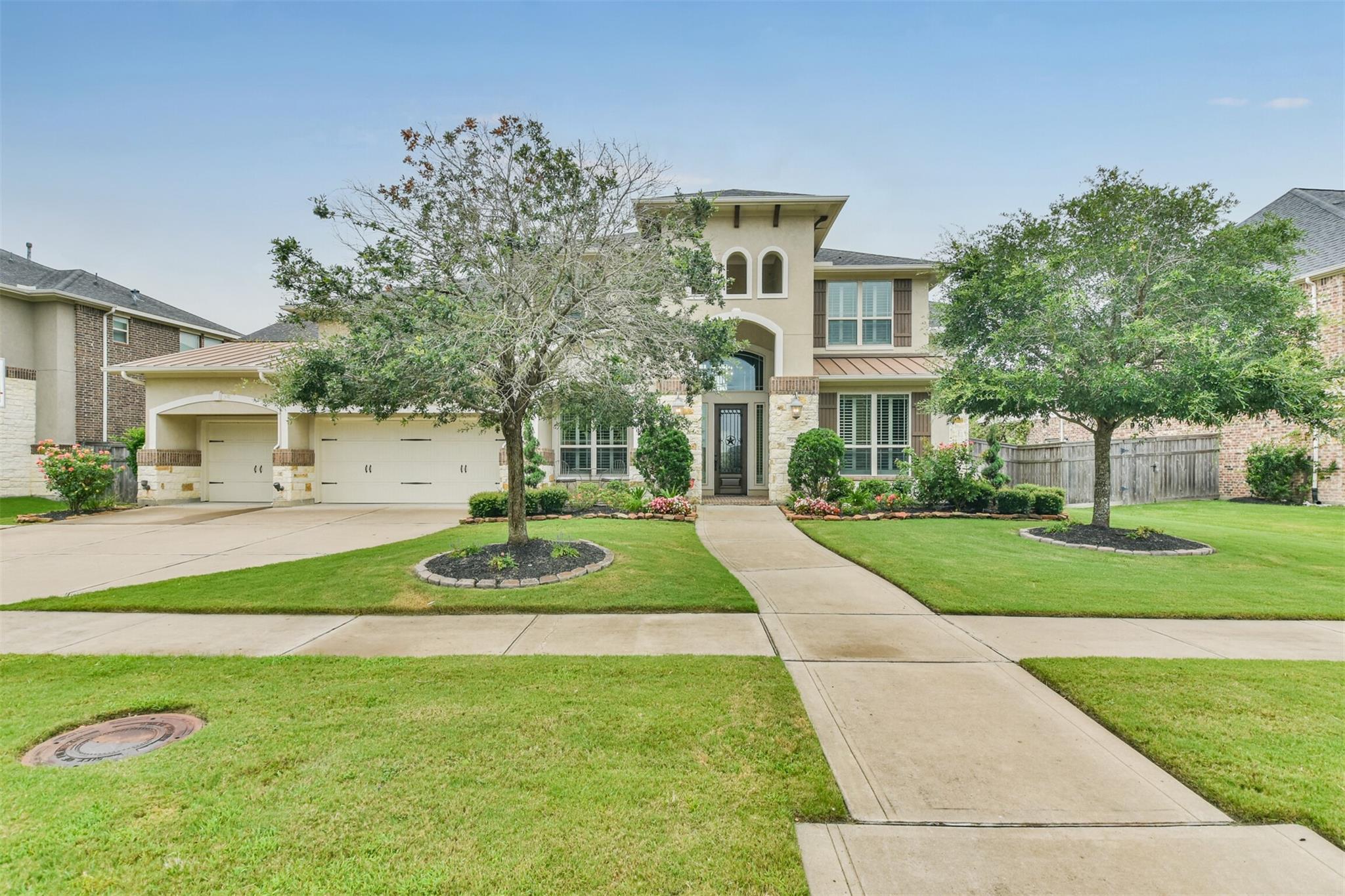 5802 Mustang Ridge Lane Property Photo 1