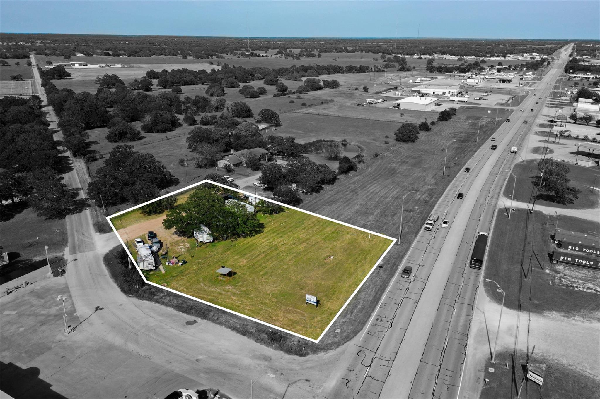 0 Hwy 290 - Tract 1 Property Photo - Giddings, TX real estate listing