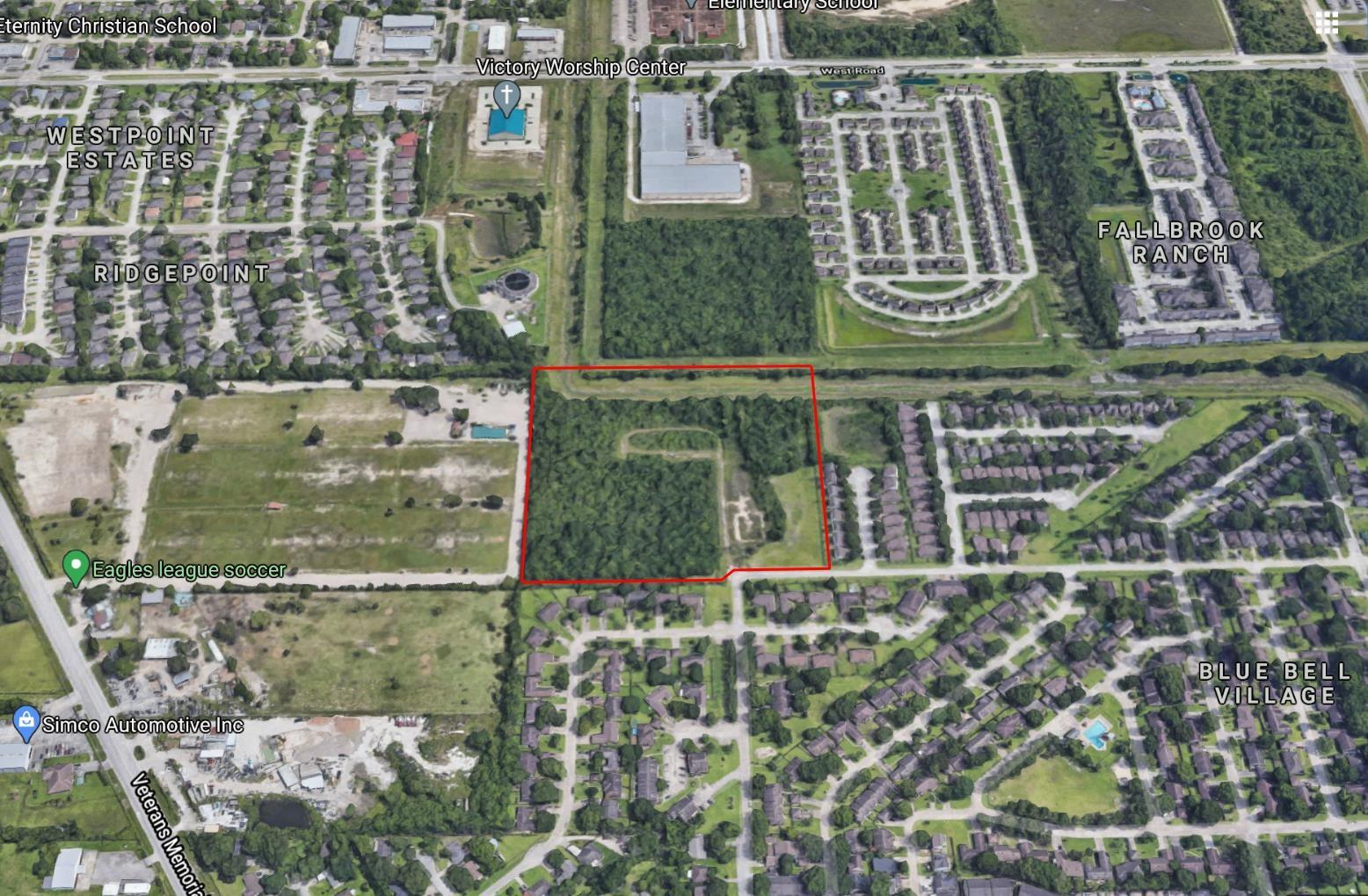 0 Northville Road Property Photo - Houston, TX real estate listing