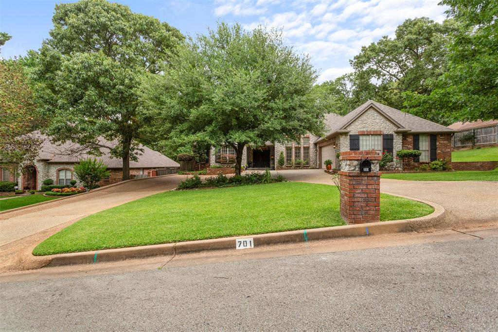 701 Timberwilde Drive Property Photo - Tyler, TX real estate listing