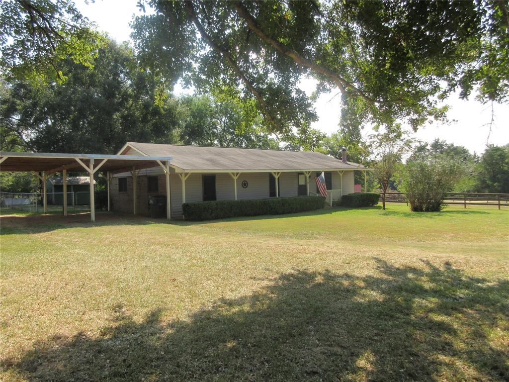 260 Burleson Road, Bellville, TX 77418 - Bellville, TX real estate listing