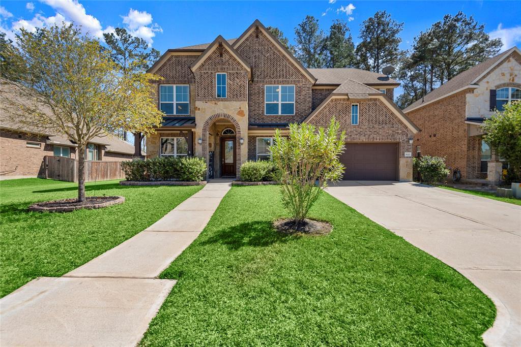 5023 Hidden Mill Drive, Spring, TX 77389 - Spring, TX real estate listing