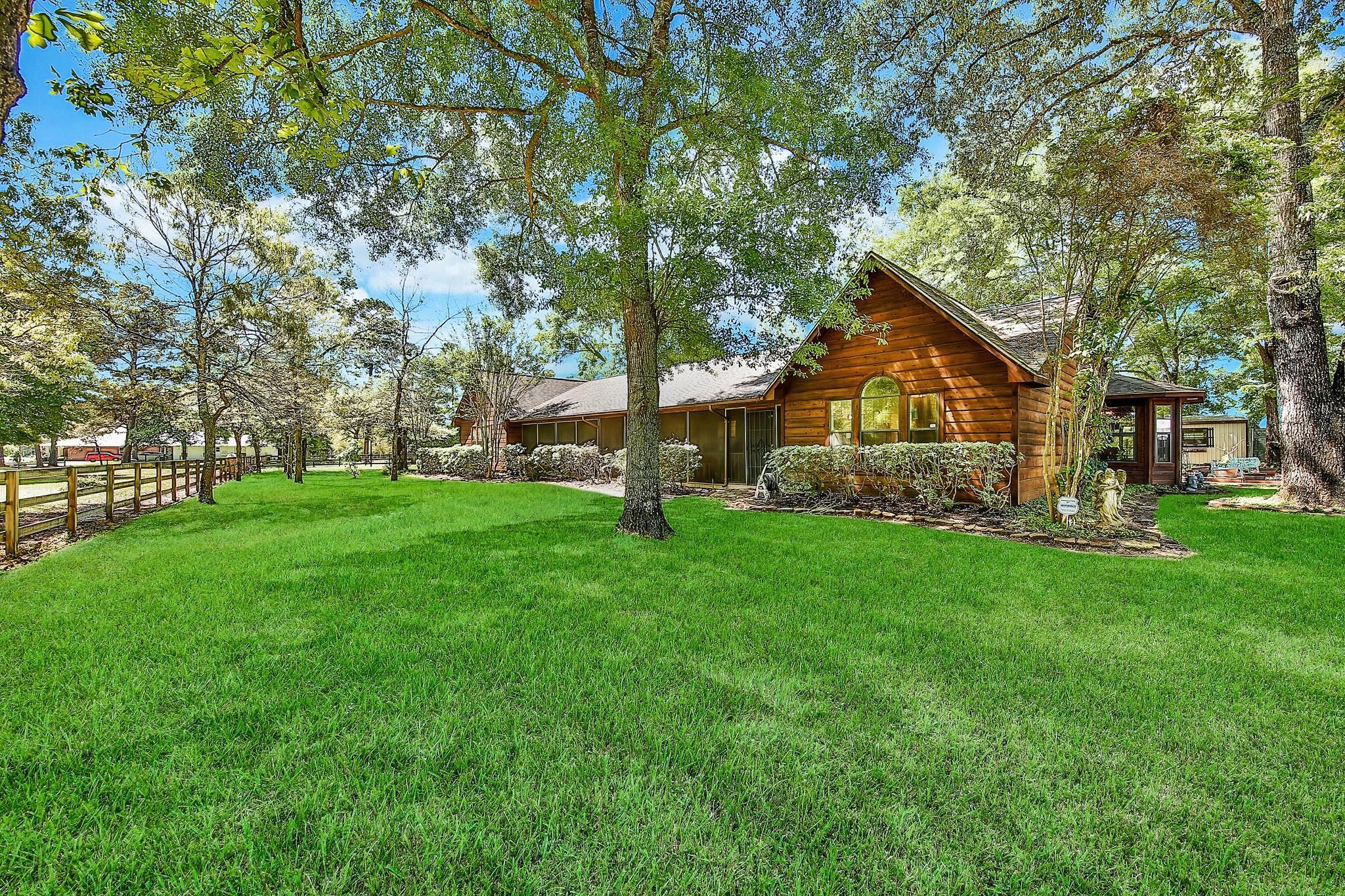 46631 Mcgill Road Property Photo - Plantersville, TX real estate listing