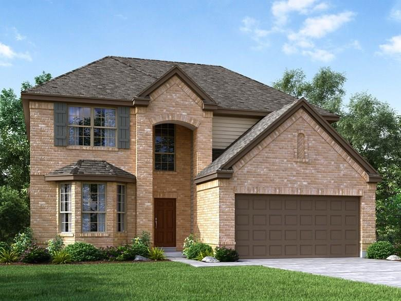 2317 Jessamine Heights Lane Property Photo - Pearland, TX real estate listing