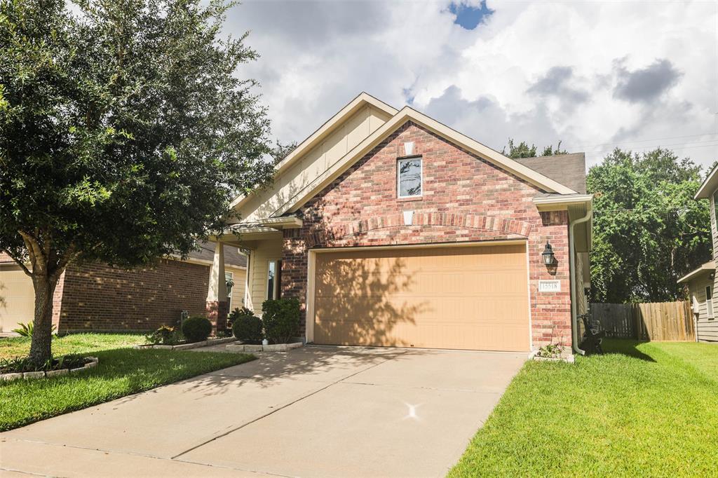 15518 Crawford Crest Lane Property Photo - Houston, TX real estate listing
