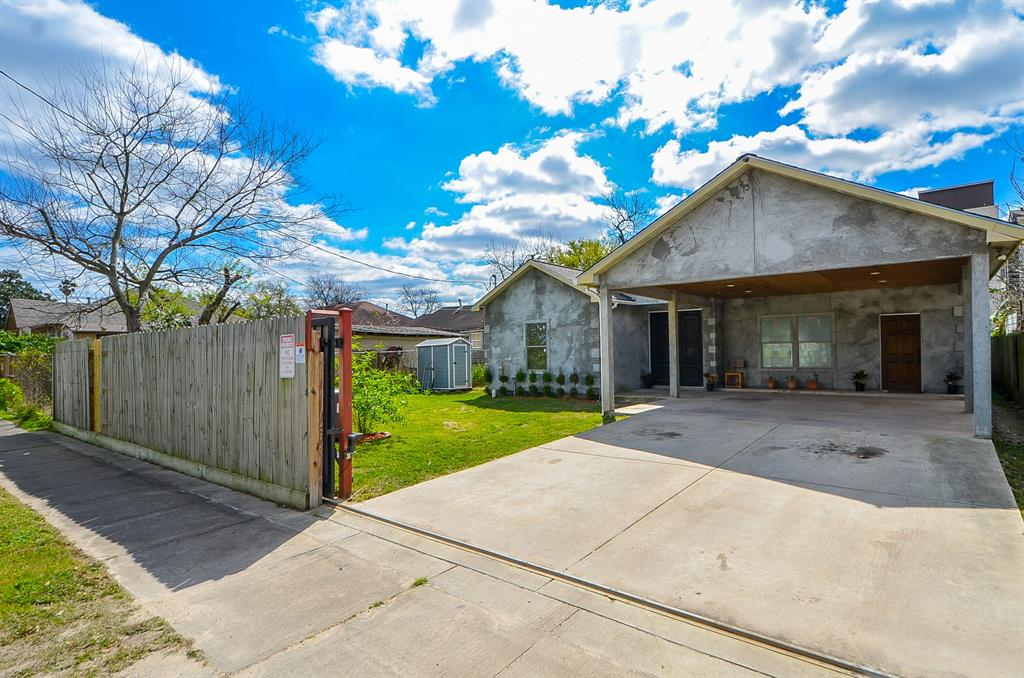 4808 Sherman Street, Houston, TX 77011 - Houston, TX real estate listing