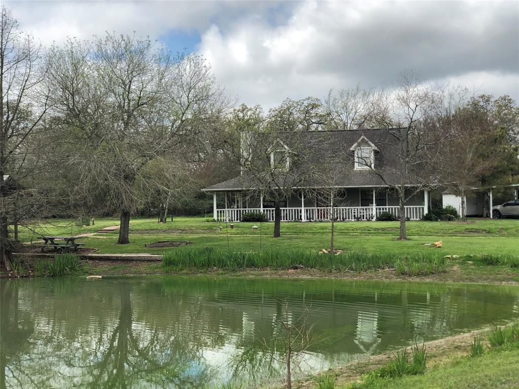 12704 John Rice Drive, Iola, TX 77861 - Iola, TX real estate listing