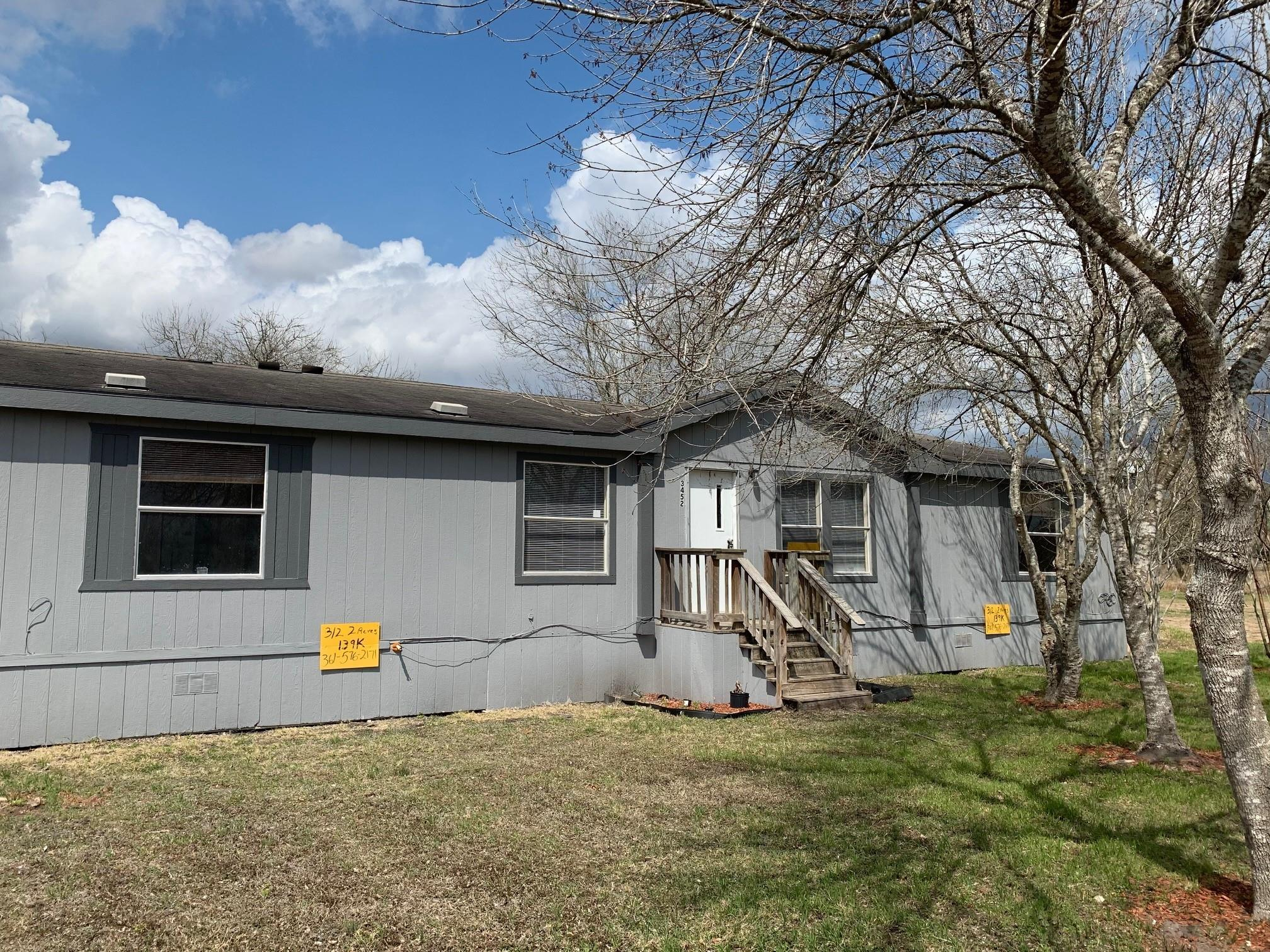 3452 Coley Lane Property Photo - Beeville, TX real estate listing