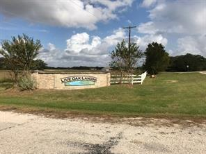 Lot 2 Block 1 Oak Haven Blvd Boulevard Property Photo - Blessing, TX real estate listing