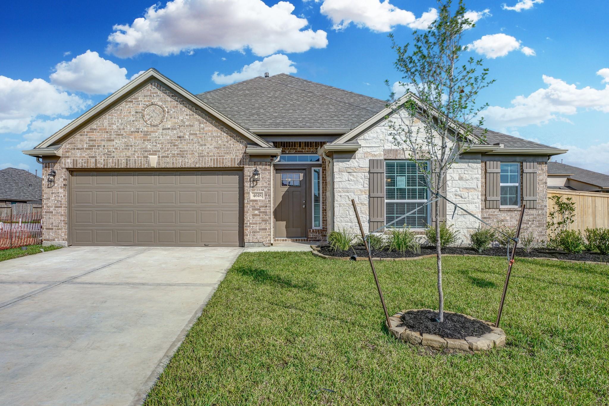 4618 Clara Rose Lane Property Photo - Katy, TX real estate listing