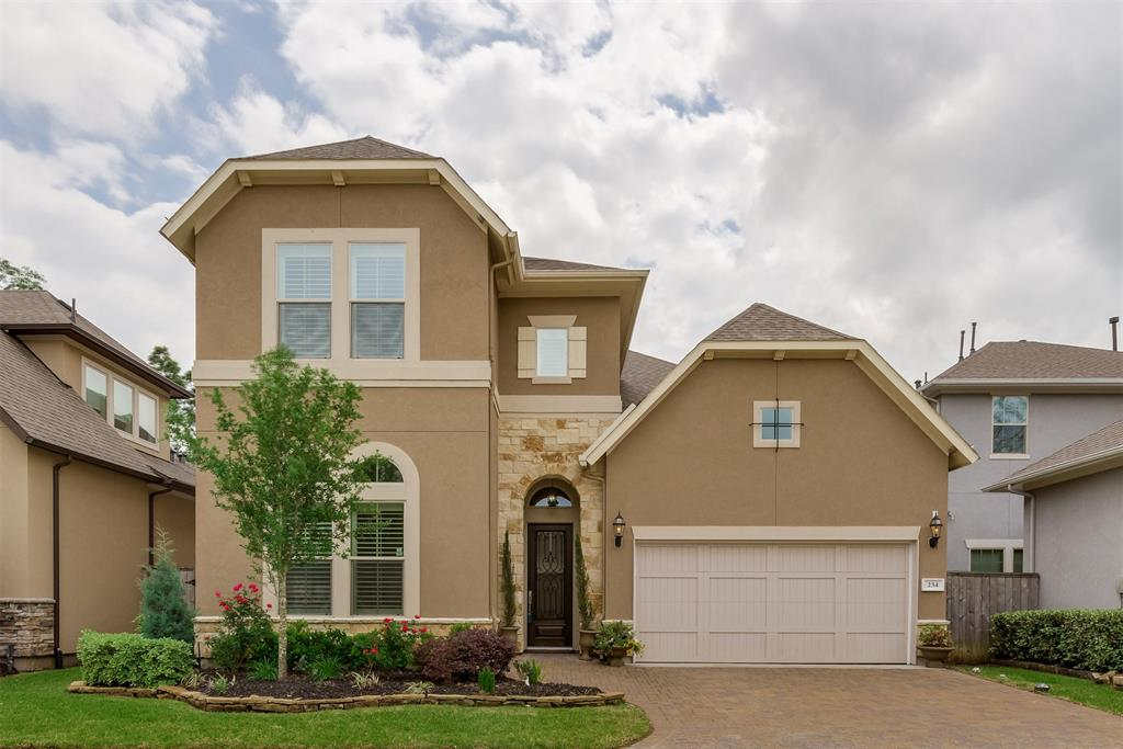 234 Sonoma Court, Shenandoah, TX 77384 - Shenandoah, TX real estate listing