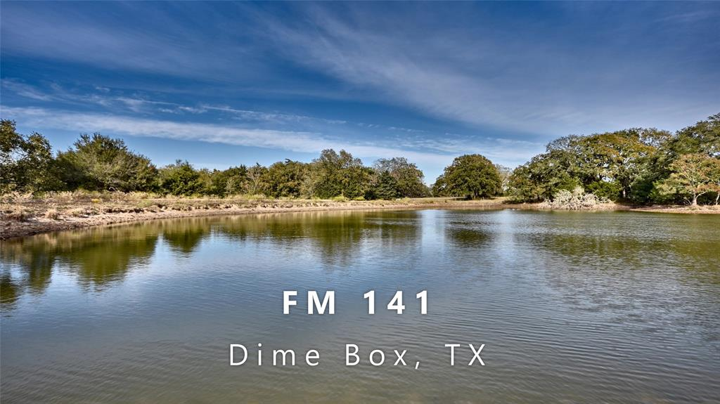 6094 FM 141 Property Photo - Dime Box, TX real estate listing